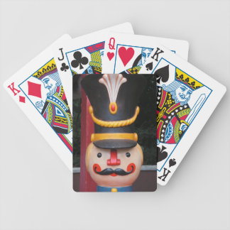 Toy Soldier Playing Cards