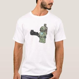 Toy Soldier with BIG gun T-Shirt
