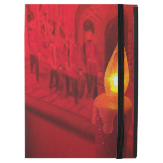 """Toy Soldiers and Candle iPad Pro 12.9"""" Case"""