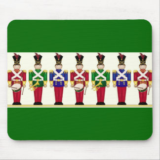 Toy Soldiers - Christmas Mousepad