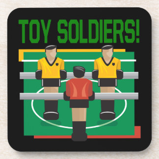 Toy Soldiers Drink Coaster