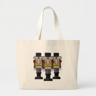 Toy Soldiers Large Tote Bag
