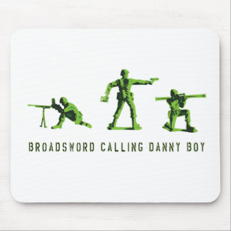 Toy Soldiers mouse mat Mouse Pad