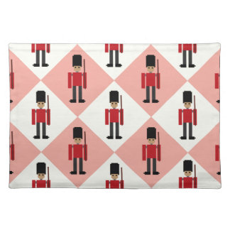 Toy Soldiers Place Mat