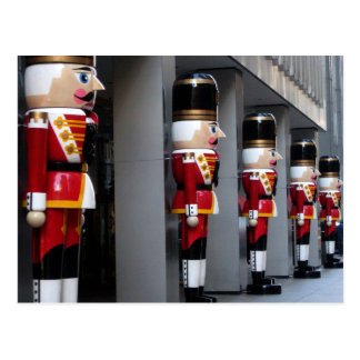 Toy Soldiers Postcard