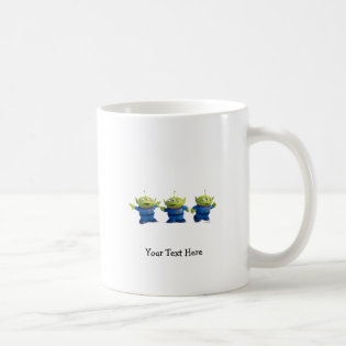 Toy Story 3 - Aliens Classic White Coffee Mug