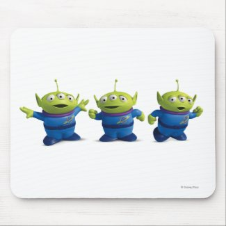 Toy Story 3 - Aliens mousepad
