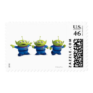 Toy Story 3 - Aliens Postage Stamps