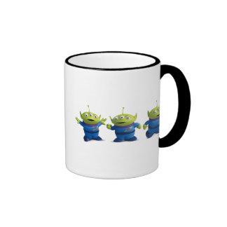 Toy Story 3 - Aliens Ringer Coffee Mug