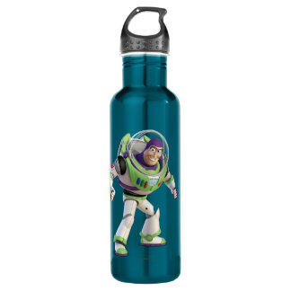 Toy Story 3 - Buzz 3 Stainless Steel Water Bottle