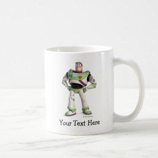 Toy Story 3 - Buzz Classic White Coffee Mug