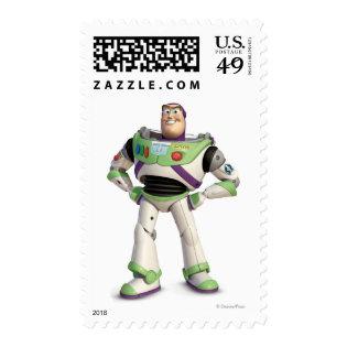 Toy Story 3 - Buzz Postage Stamp