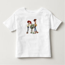 Toy Story 3 - Buzz Woody Jesse Toddler T-shirt