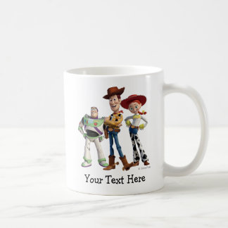 Toy Story 3 - Buzz Woody Jessie 2 Coffee Mug