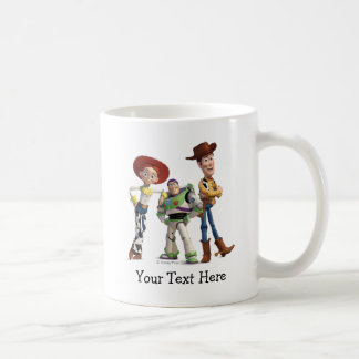 Toy Story 3 - Buzz Woody Jessie Coffee Mug