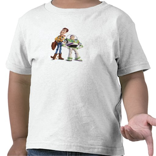 Toy Story 3 - Buzz & Woody T Shirts