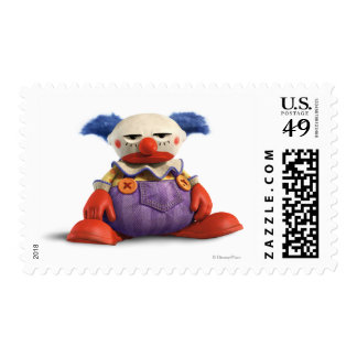 Toy Story 3 - Chuckles Postage