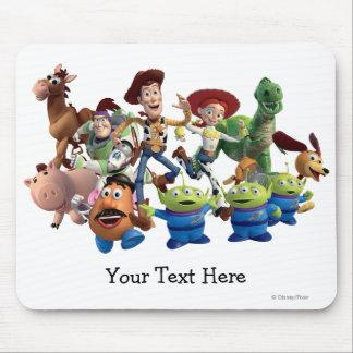 Toy Story 3 - Foto del equipo Alfombrillas De Raton