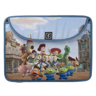 Toy Story 3 - Foto del equipo Funda Para Macbooks