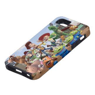 Toy Story 3 - Foto del equipo iPhone 5 Funda
