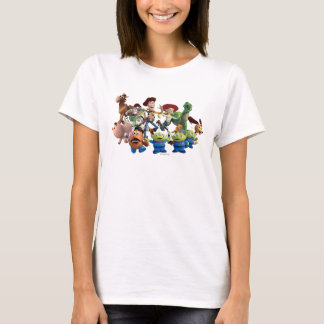 Toy Story 3 - Foto del equipo Playera