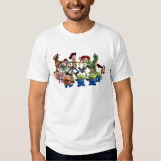 Toy Story 3 - Foto del equipo Poleras