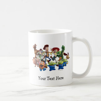 Toy Story 3 - Foto del equipo Taza