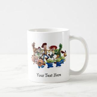 Toy Story 3 - Foto del equipo Taza De Café