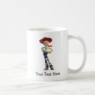 Toy Story 3 - Jessie 2 Classic White Coffee Mug