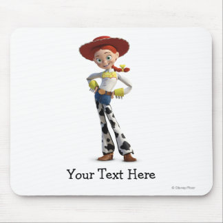 Toy Story 3 - Jessie 2 Mouse Pad