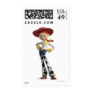 Toy Story 3 - Jessie 2 Postage Stamp