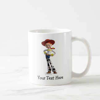 Toy Story 3 - Jessie 2 Taza De Café