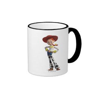 Toy Story 3 - Jessie 2 Taza De Dos Colores