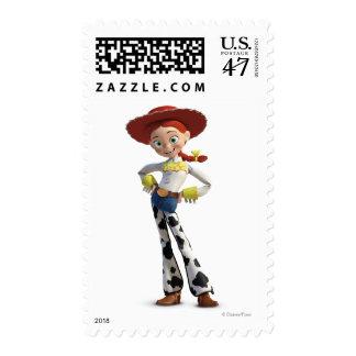 Toy Story 3 - Jessie 2 Timbre Postal