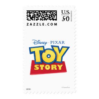 Toy Story 3 - Logo 2 Postage