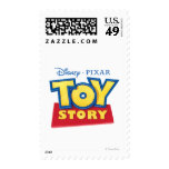 Toy Story 3 - Logo 2 Postage Stamps