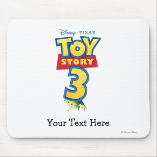 Toy Story 3 - Logo Mouse Pad
