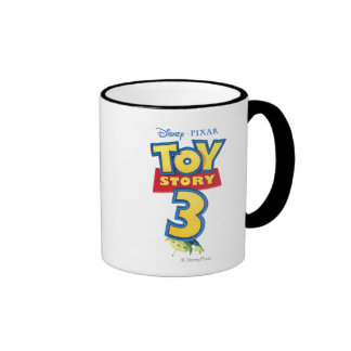 Toy Story 3 - Logo Ringer Coffee Mug