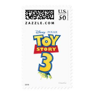 Toy Story 3 - Logo Postage