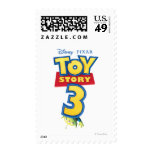 Toy Story 3 - Logo Postage Stamps