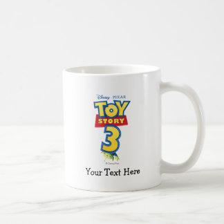 Toy Story 3 - Logotipo Tazas