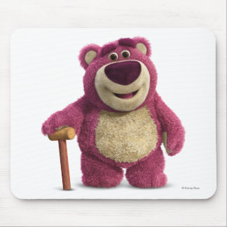 Toy Story 3 - Lotso Mouse Pad