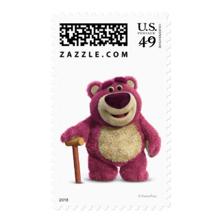 Toy Story 3 - Lotso Stamp