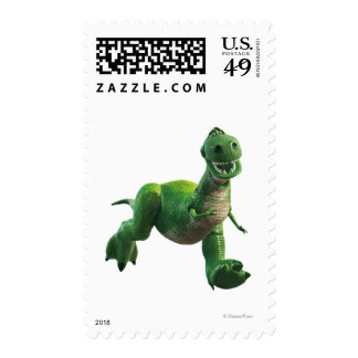 Toy Story 3 - Rex Postage Stamps