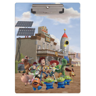 Toy Story 3 Squad Clipboard