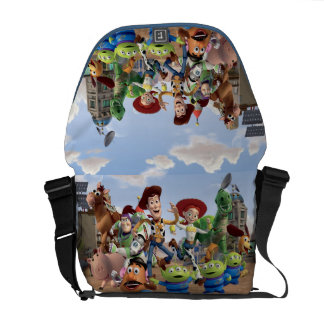 Toy Story 3 Squad Courier Bag