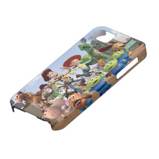 Toy Story 3 Squad iPhone SE/5/5s Case