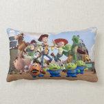 Toy Story 3 Squad Lumbar Pillow