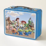 """Toy Story 3 Squad Metal Lunch Box<br><div class=""""desc"""">Toy Story 3 Squad</div>"""
