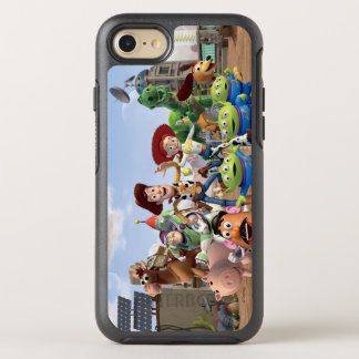 Toy Story 3 Squad OtterBox Symmetry iPhone 7 Case